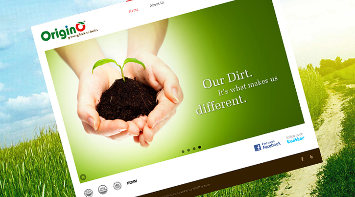 "Website - <a href=""http://www.origino.ca"" target=""_blank"">Origin Organic Farms Inc.</a>"